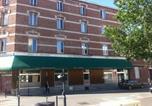 Hôtel Nord - Hotel le Clémenceau-3