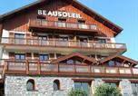 Location vacances Saint-Sorlin-d'Arves - Chalet Prestige Beausoleil - Vue Panoramique-1