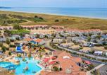 Camping avec Accès direct plage France - Camping Sol a Gogo - Camping Paradis-1