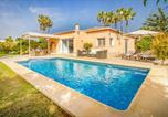 Location vacances Dénia - Beautiful home in Dénia w/ Wifi, Heated swimming pool and 3 Bedrooms-1