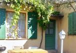 Location vacances Reillanne - Maison de 2 chambres a Revest des Brousses avec magnifique vue sur la montagne jardin clos et Wifi-3