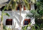 Hôtel Jambiani - Furaha Lodge-1