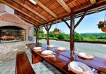 Location vacances Hrašćina - Beautiful home in Novi Marof with Outdoor swimming pool and 3 Bedrooms-3