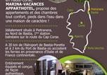 Location vacances Bastia - Marina - Vacances Apparthotel-4