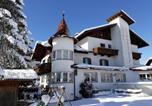 Hôtel Province autonome de Bolzano - Hotel Pörnbacher-3
