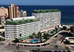Hôtel Calpe - Ar Roca Esmeralda & Spa Hotel-1