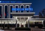 Hôtel Tashkent - Michelin Hotel