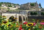 Location vacances Les Farges - Maison 4 Personnes Jardin - Centre Historique Terrasson-3