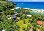 Location vacances Princeville - Wainiha Beach Hale home-1