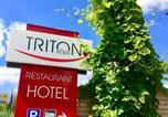 Hôtel Pulheim - Triton-2