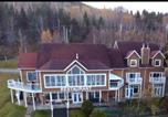 Location vacances Saint-Félix-d'Otis - Chalets sur le Fjord-3