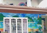 Hôtel Ubatuba - Casa Mãe D'água Hospedaria e Arte-1