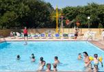 Camping avec Piscine Guéthary - Camping L'International Erromardie-1