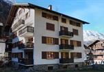 Location vacances Saas-Almagell - Haus Faderhorn-1