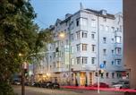 Hôtel Gare de Ludwigshafen - Best Western Hotel Mannheim City-1