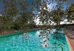 Location vacances Monte San Savino - Lucignano Villa Sleeps 15 Pool Air Con Wifi-3