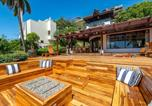 Location vacances Potrero - Luxury ocean-view Flamingo home with pool - upstairs apartment and party deck-4