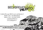 Hôtel Cefalù - B&B Pepito-1