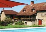 Location vacances Villefranche-du-Périgord - Cozy Holiday Home in Besse with Swimming Pool-2