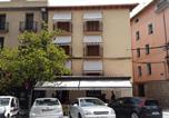 Location vacances Barbastro - Hostal Lopez-1