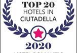 Hôtel Minorque - Hotel Romantic Los 5 Sentidos-3