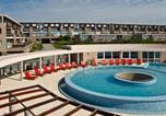 Location vacances Villa Gesell - Linda Bay Beach & Resort-1