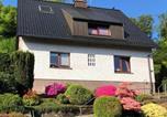 Location vacances Hagen - Ferienwohnung am Waldrand mit Dachterrasse-1