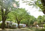 Camping avec Piscine Rochefort-Samson - La Boheme Camping Hôtel-4