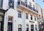 Hôtel Roosendaal - Hotel Eetcafe van Ee-3