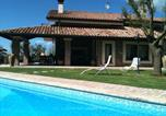 Location vacances Valmontone - Appartamento in Villa degli Ulivi-1