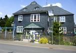 Location vacances Zella-Mehlis - Pension Haus am Waldesrand-2