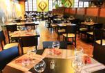 Hôtel La Grand-Croix - Hôtel Restaurant Caribou-2