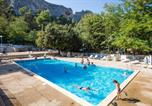Camping avec Piscine Sausset-les-Pins - Camping La Vallée Heureuse-2