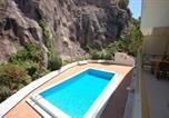 Location vacances Tossa de Mar - Lets Holidays Pool Apartment Beach-4