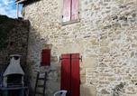 Hôtel Gironde - Maison à la campagne-2