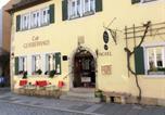Location vacances Creglingen - Hotel Gerberhaus-1