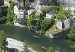 Location vacances  Lozère - Cozy Holiday Home in Sainte-Enimie with River Nearby-3