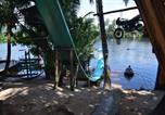 Hôtel Cambodge - Arcadia Backpackers & Waterpark-3