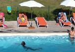 Camping avec WIFI Saint-Salvadou - Camping le Hameau Des Lacs-4