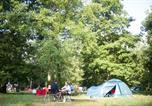 Camping Sarthe - Huttopia Lac de Sillé-1