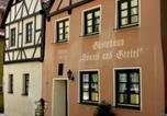 Hôtel Dietfurt an der Altmühl - Hotel-Gasthof Zur Post-3