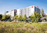 Hôtel Lyon Eurexpo - Centre de Conventions et d'Expositions - Ibis Lyon Est Bron-4