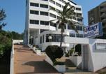 Hôtel Dolphin Coast - La Mercy Beach Hotel-3