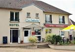 Hôtel Saint-Gervais-d'Auvergne - Hôtel Les Combrailles-1