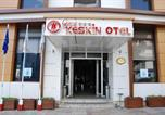 Hôtel Pamukkale - Grand Keskinkaya Hotel