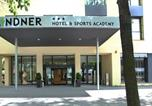 Hôtel Gare de l'aéroport de Francfort-sur-le-Main - Lindner Hotel & Sports Academy-1