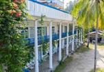 Hôtel Unawatuna - Zimmer Rest-1