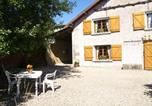 Location vacances Bousseraucourt - Beautiful Holiday Home Near Chapelle-Aux-Bois With A Garden-2