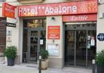 Hôtel Générac - Hôtel Abalone-1