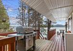 Location vacances Spokane - Lakefront Seclusion-2
